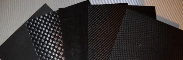 Production of Carbon, Fibreglass and Kevlar Sheets | CREVER